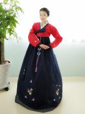 Women Hanbok Dress Custom Made Girl Korean Traditional Hanbok  National Costumes