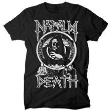 Napalm Death Live Corruption T shirt BLACK all sizes S-5XL