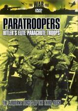 Paratroopers Hitlers Elite Parachute Troops DVD Original UK Rele New Sealed R2