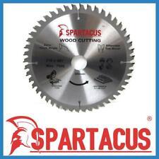 Spartacus Wood Cutting Saw Blade 216 mm x 48 Teeth x 30mm Fits Various Models