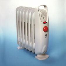 Mini radiatore elettrico a olio calorifero termosifone stufa Made in Italy