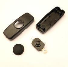 Negro en Línea botón de encendido/apagado Hágalo usted mismo Lámpara LED Vivero DC