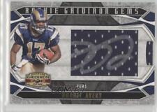 2008 Donruss Gridiron Gear #209 Donnie Avery St. Louis Rams Rookie Football Card