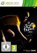 Le tour de France 2012 xbox 360 xbox360 jeu sport jeu adrénaline Cyclisme Neuf