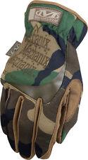 Mechanix Wear Fast Fit Woodland Tactical Military Gloves Handschuhe