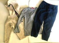 unionbay boys 3 pieces set sweater jogger pants shirt Size 2T NWT