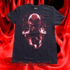 New Marvel Dare Devil Men's Short Sleeve Black T-Shirt