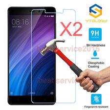 2Pcs 9H+ Premium Tempered Glass Film Screen Protector For XiaoMi Redmi Phone