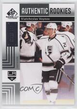 2011 SP Game Used Edition #156 Viatcheslav Voynov Los Angeles Kings Hockey Card