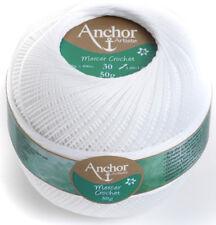 Anchor Artiste Mercer Crochet Häkelgarn aus Baumwolle häkeln Perlgarn