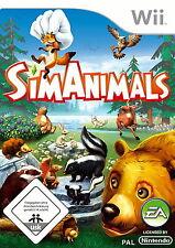 1 von 1 - SimAnimals (Nintendo Wii, 2009) Neuwertig
