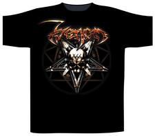 Licencia Oficial-Venom-Pentagrama Camiseta thrash metal Extrema