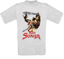 Red Sonja Kult Movie T-Shirt NEU