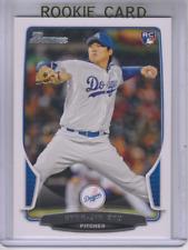 2013 Bowman Baseball #218 Hyun-Jin Ryu RC Los Angeles Dodgers