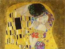 Poster, stampa su tela o vetro acrilico 558954 - Gustav Klimt