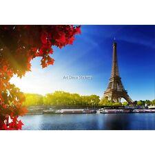 Stickers muraux déco : Paris Tour Eiffel 1625