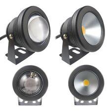 12V 10W Underwater LED Flood Pool Waterproof Light Spot Lamp Outdoor Hot