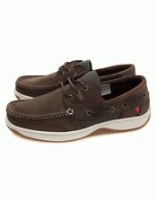 Scarpa Dubarry Regatta deck shoes 3869-88 donkey brown nubuk for sail barca