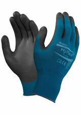 Ansell 11-616 HyFlex Work Gloves Mens PU Palm Coated General Handling High Grip