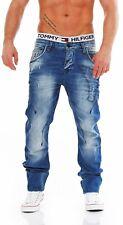 CIPO & BAXX - C-1158 - Slim Fit - Herren Blau Jeans Hose