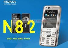Original Nokia N82 Unlocked GSM Mobile Phone Dual Camera 5MP WIFI 3G GPS Phone