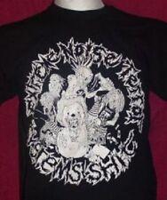 EXTREME NOISE TERROR t-shirt  vest mens womens all size XS-5XL punk  grind crust