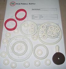 1976 Gottlieb Bank Shot Pinball Machine Rubber Ring Kit