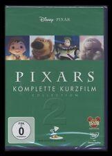 DVD PIXARS KOMPLETTE KURZFILM COLLECTION 2 (Pixar) HOOK + LA LUNA *** NEU ***