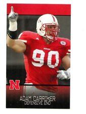 2005 Nebraska Cornhuskers Football Pocket Schedule Alltel cards -> You Pick 'em
