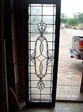 Amethyst Transom Window Simple with nice Center piece (SG 1288)