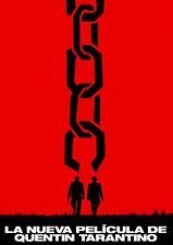 195978 QUENTIN TARANTINO MOVIES DJANGO UNCHAINED SET 3 Wall Print Poster CA