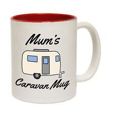 Funny Mugs - Mums Caravan MUG - Joke Family NOVELTY MUG Birthday