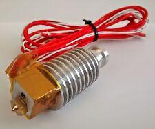 Impresora 3d Metal J-head Extrusora-extremo caliente de 3 mm y 1,75 Mm-soporte de ventilador jhead
