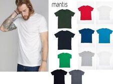 t-shirt maglia mantis uomo manica corta in cotone maglietta personalizzabile