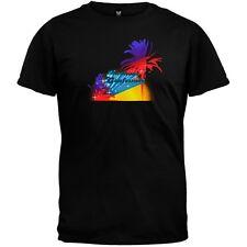 Dashboard Confessional - Bad Palm Adult Mens T-Shirt