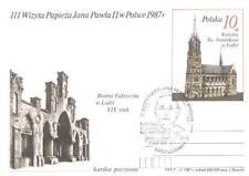 Poland 1987 Cp 957 John Paul II Pope Papst Papa (87/21)