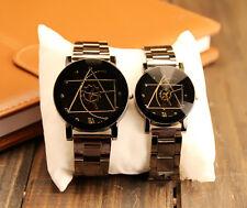2017 UK sale Luxury fashion Men Women Couple Wristwatches