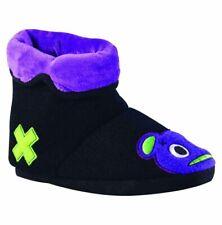 T.U.K A8213L Zapatilla Black/Púrpura black/púrpura Teddy Cara