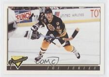 1993-94 Topps Premier Gold #299 Joe Juneau Boston Bruins Hockey Card