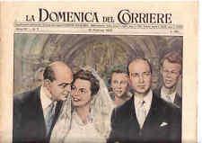 F3  DOMENICA DEL CORRIERE N7  13 FEBBRAIO 1955