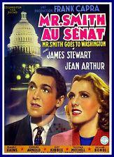 Mr Smith Goes To Washington  1930's Movie Posters Classic & Vintage Cinema