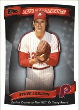 2010 Topps Peak Performance Baseball Card Pick