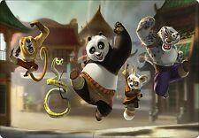 Pegatinas PC portátil Kung Fu Panda ref 16268