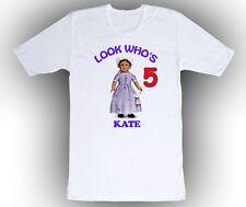 Personalized Custom American Girl Felicity Birthday Shirt Gift