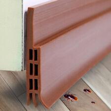 1m Under Door Draft Stopper Weather Strip Energy Saving Wind Blocker Seal  Strip
