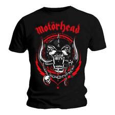 Official Motorhead - Overkill Lightening Wreath - Men's Black T-Shirt