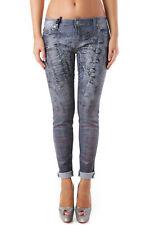 jeans donna sexy woman sexy woman donna jeans con effetto sbiadito e g…