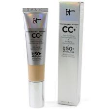 IT Cosmetics 32mL Your Skin But Better CC+ Color Correcting Light & Medium Shade