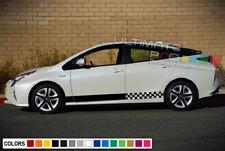 Decal sticker Stripe kit For Toyota Prius graphic mirror sport hybrid body tune