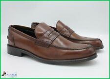 Mocassini da uomo in vera pelle scarpe eleganti cuoio college mocassini estivi